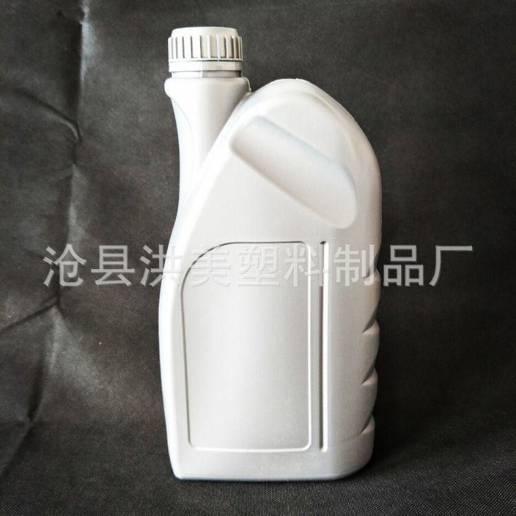 厂家直销 2升带液位线防冻液桶 防盗盖机油壶 润滑油包装壶