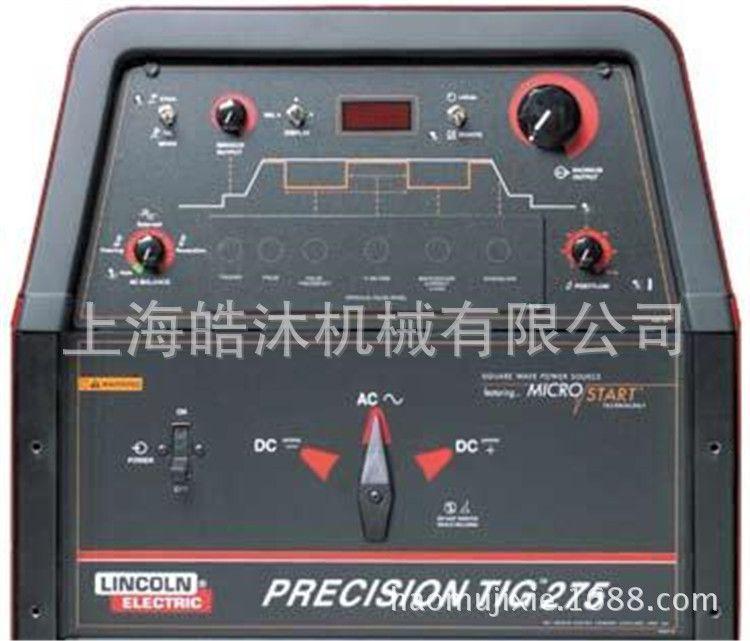 美国林肯氩弧焊机Precision TIG 275(原装进口氩弧焊机)