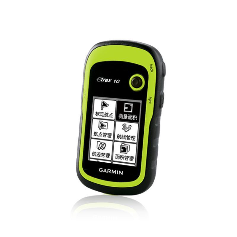 garmin佳明etrex 10测亩仪手持gps面积测量电力线路巡检坐标采集