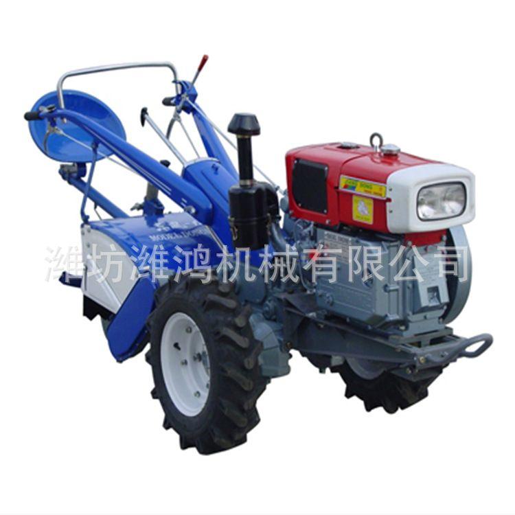 手扶拖拉机18HP拖拉机农用机械小型拖拉机耕地机 厂家耕地机 小型