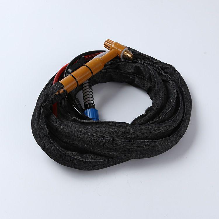助威WS-315400氩弧焊机QS300A水冷氩弧焊枪一体5米螺母氩弧焊线