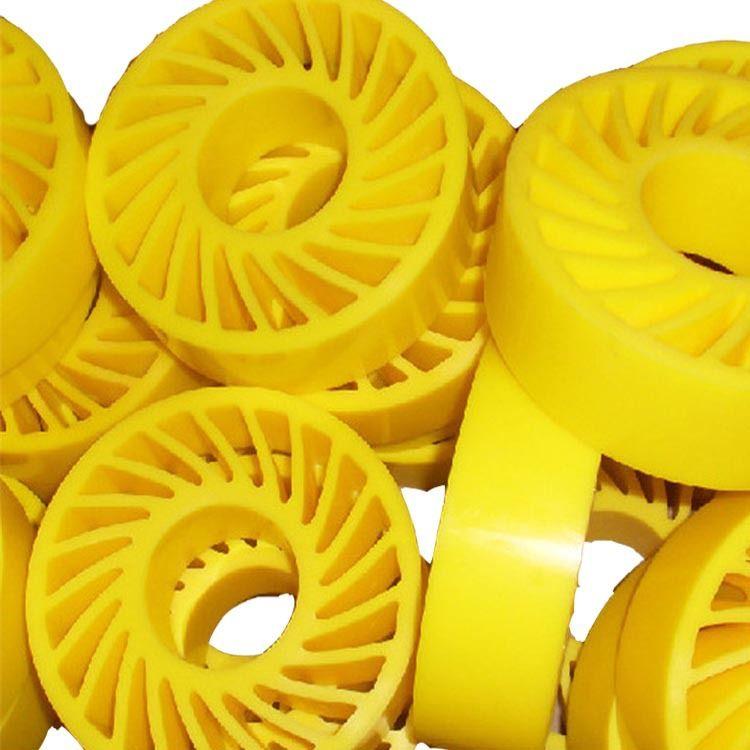 经销供应 分切机毛刷纸板耐磨聚氨酯太阳轮=冀龙牌