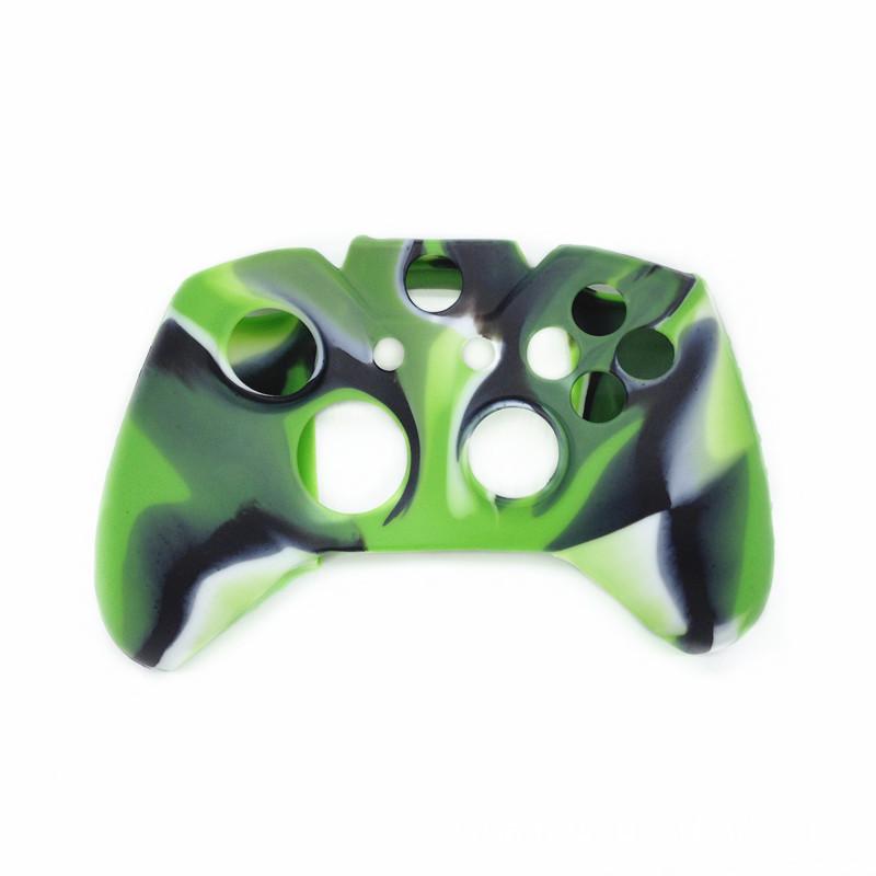 厂家订制PS4游戏手柄硅胶套 手柄保护套 防尘游戏手柄迷彩硅胶套