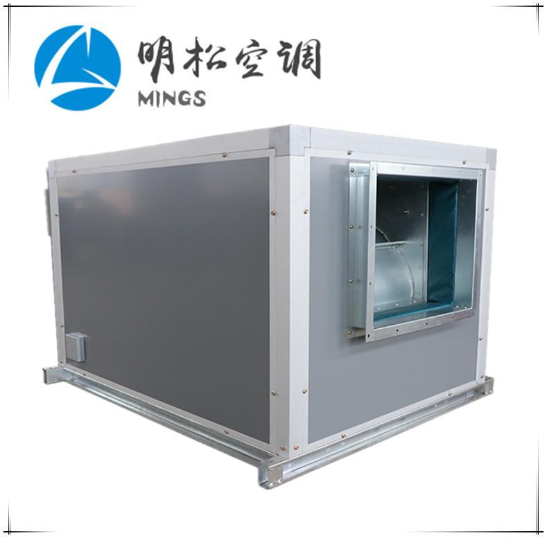 箱式离心风机厨房排油烟管道通风机静音风柜柜式风机3c离心风机箱