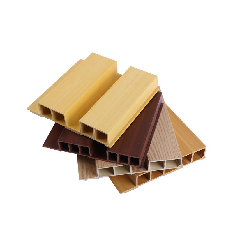 厂家直销180*30长城板生态木180高长城板装修材料集成装饰墙板