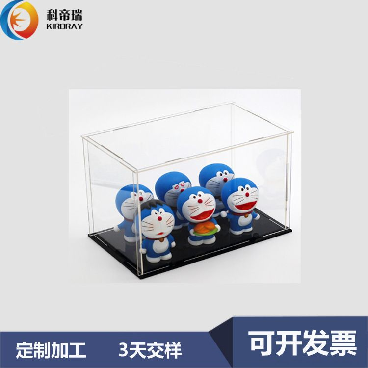 厂家定制亚克力盒子 透明亚克力盒子 有机玻璃亚克力盒子