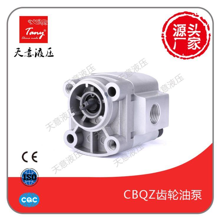 供应齿轮油泵CBQZ-G2F 汽车尾板动力单元专用 厂家直销