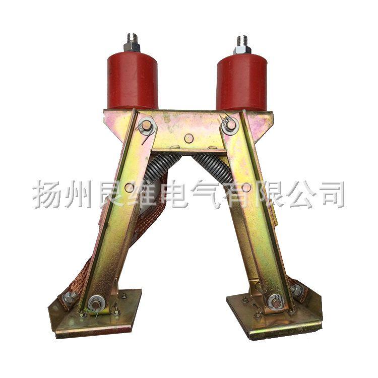 厂家直销 钢体滑线集电器 侧装集电器 滑触线侧滑集电器