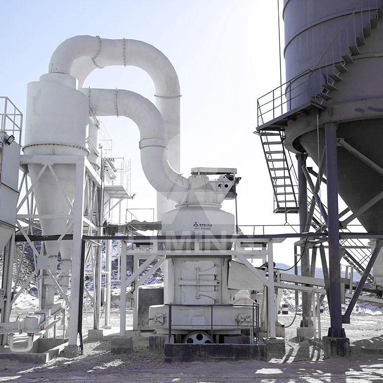 石英重晶石粉碎机 重晶石800目磨粉设备 黎明重工重晶石磨机厂家