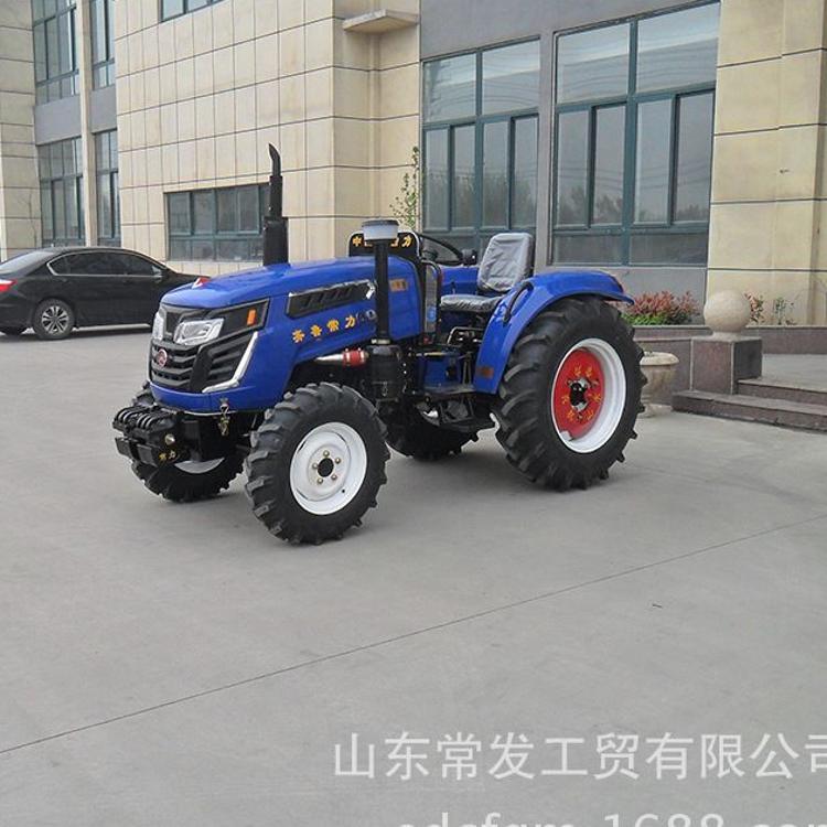 红河市农用多功能四轮四驱拖拉机 马力大质量可靠效率高拖拉机