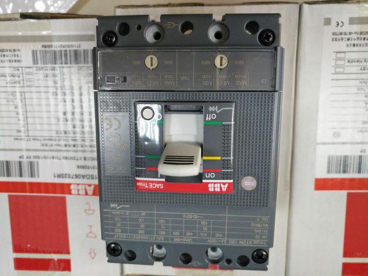 货源充足 ABB 剩余电流动作断路器GS201 A-D400.01 AP-R