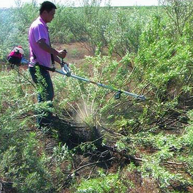 山东割草机背负式汽油小型除草机割灌机打草机农用松土机多功能