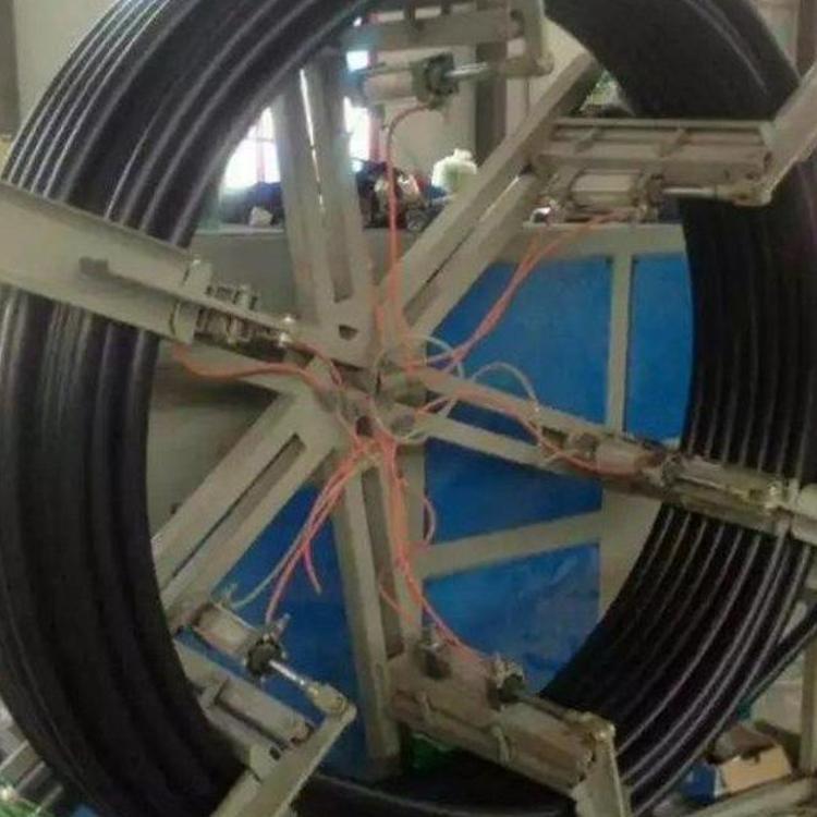 厂家生产PE埋地穿线管  PE穿线直埋管  量大从优
