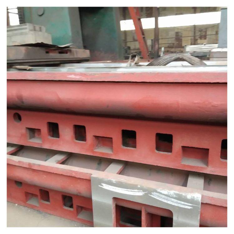 机床床身 供应机床床身 机床铸件 大型数控机床铸件工作台床身