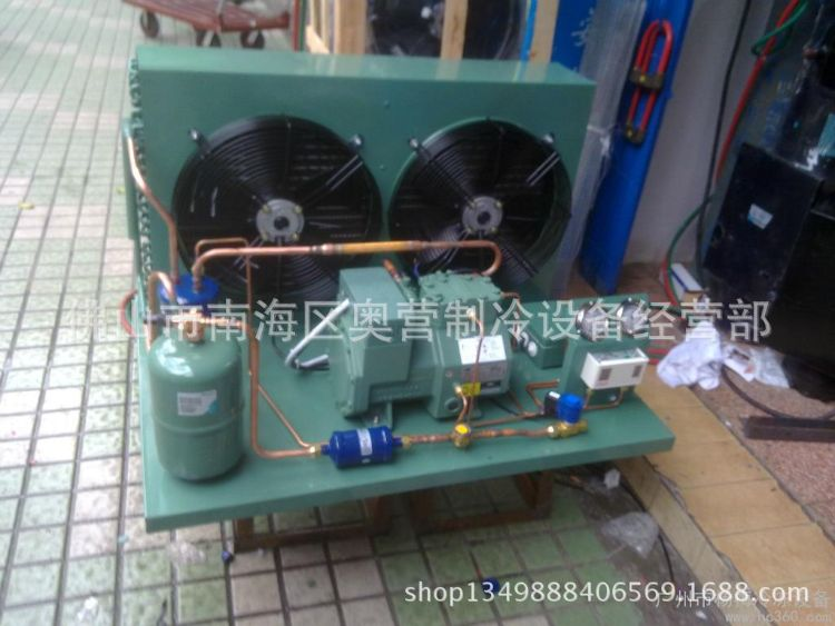 厂家直销2CC-3.2比泽尔风冷机组汽车空调压缩机 制冷压缩机