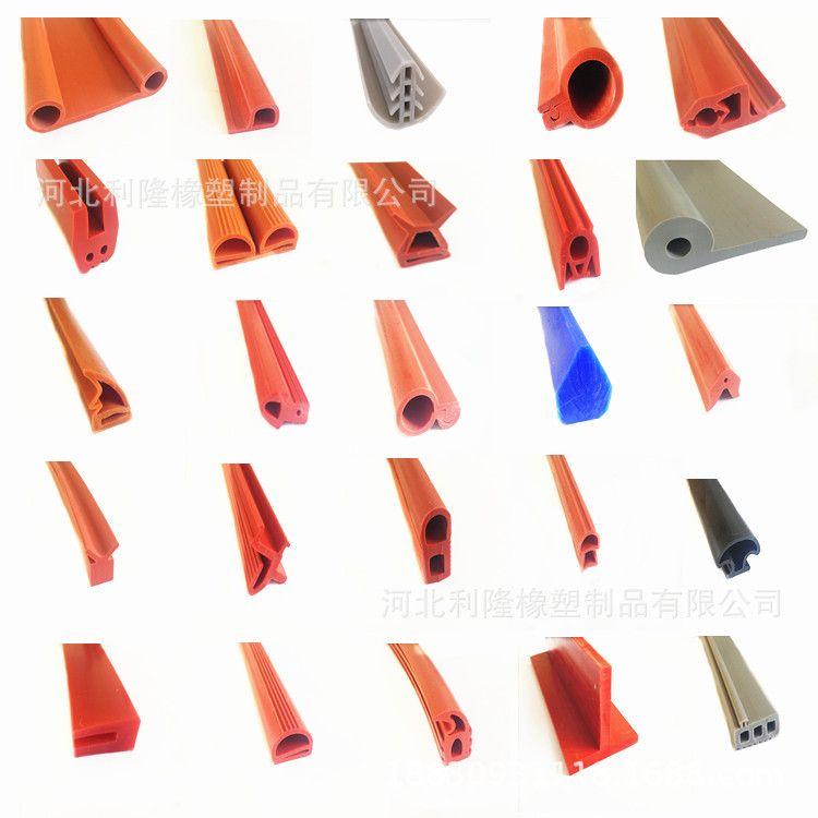 供 应 硅胶条 硅胶密封条 硅胶制品 耐高温硅胶密封条