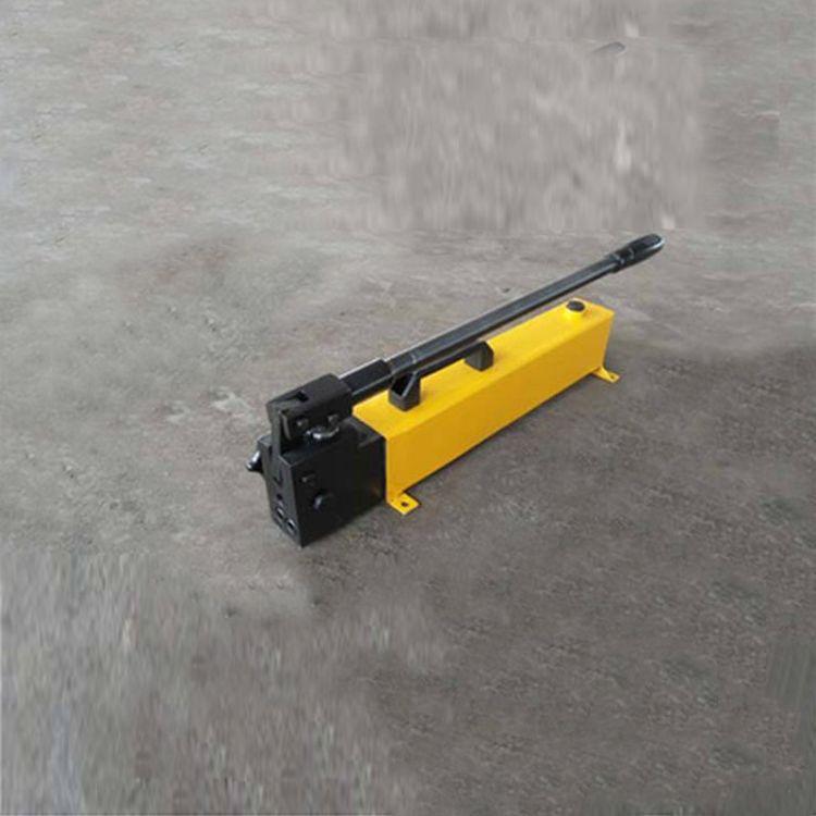 厂家直销 定制超高压电动液压泵站 单双向作用手动液压泵