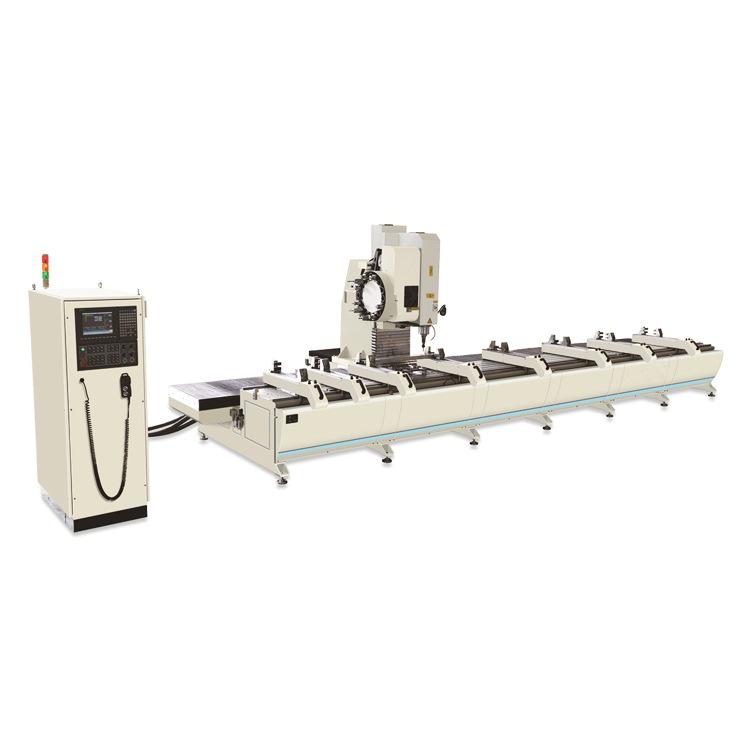 厂家直销 工业铝设备 铝型材数控加工中心设备 轨道交通加工设备