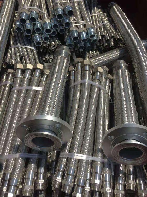 金属软管材质304 316L型号齐全  管道补偿器  膨胀节  金属软管
