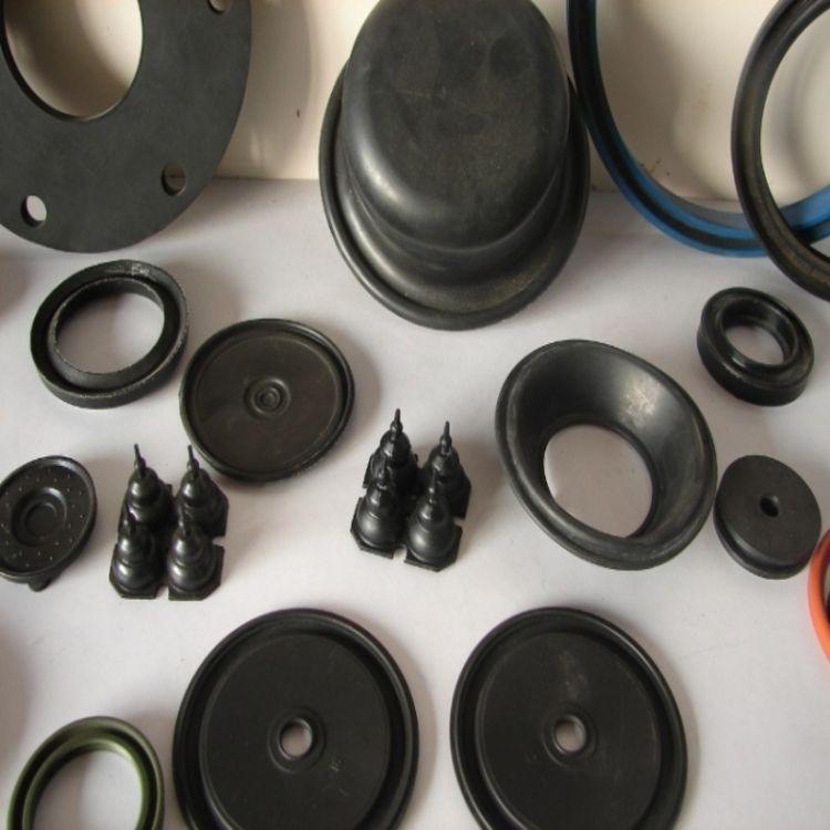加工定制 天然橡胶制品 包铁橡胶制品 橡胶异形件加工定做