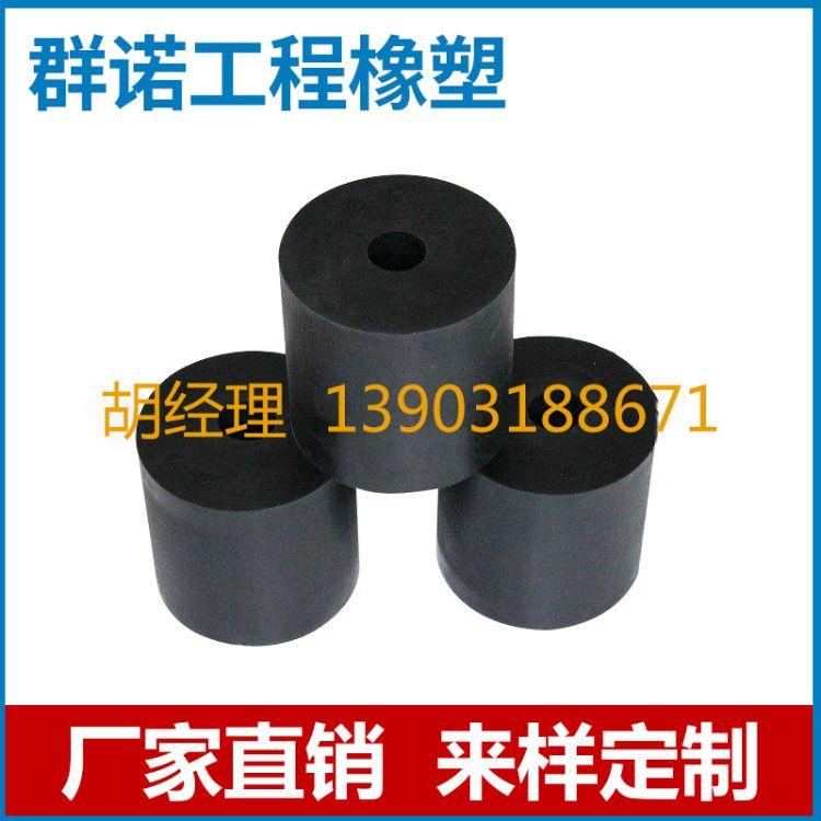 厂家直销 圆柱橡胶弹簧振动筛 耐用复合橡胶振动弹簧