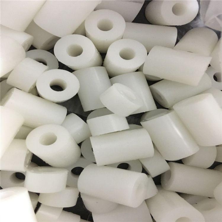 德国盖尔进口 PVDF板白色耐高温 聚二氟乙烯棒PVDF数控车床加工