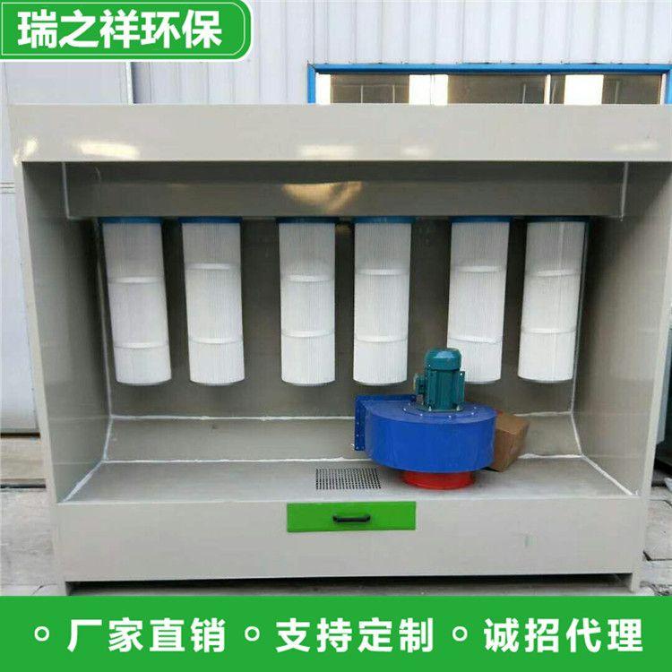 塑粉回收机 静电喷涂粉末回收机 高温房 塑粉喷粉粉末粉尘回收机