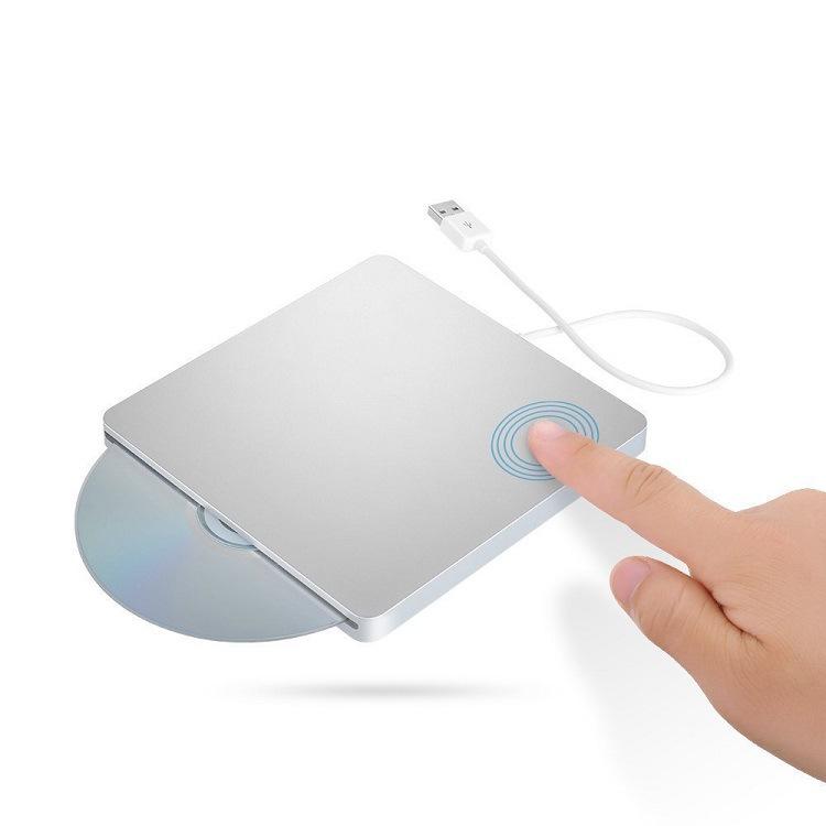 厂家直销USB2.0外置DVD刻录机 吸入式外置光驱dvd刻录光驱