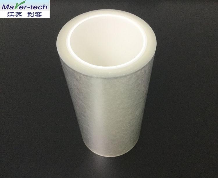 OPP透明保护膜高粘模切耐高温高透明性好不残胶热销保护膜产品