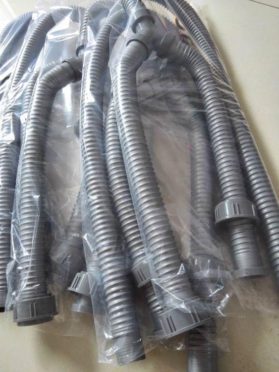 厂家供应不锈钢双槽菜盆三通下水管-拖把池下水管