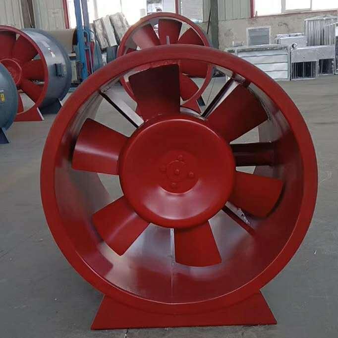 轴流消防双速高温排烟风机    混流风机   排烟机 厂家直销