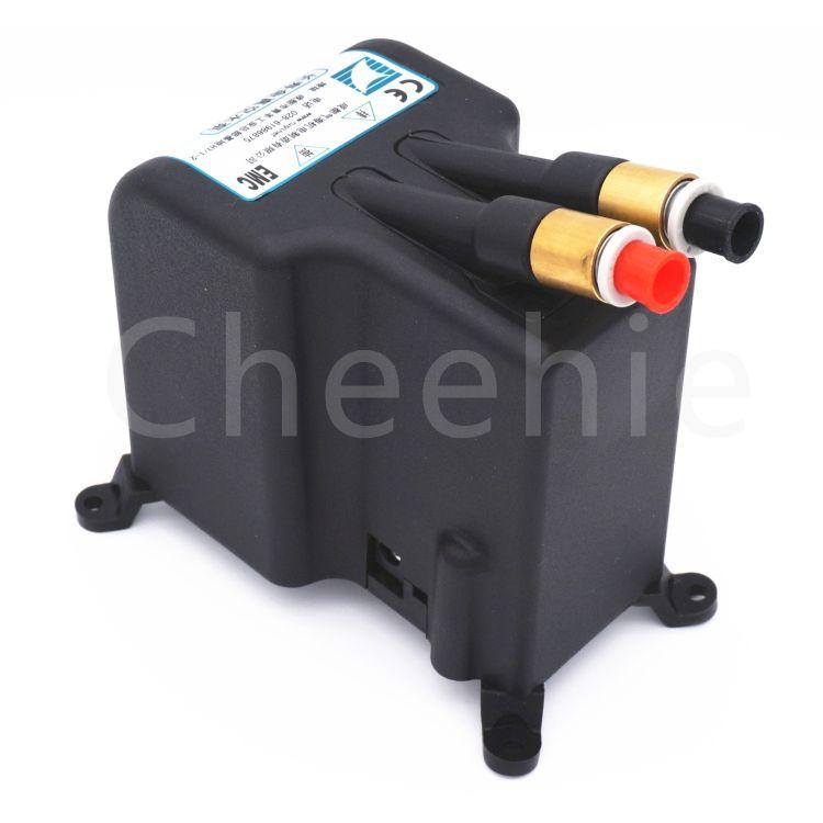 24v直流无刷微型水泵 大流量水气两用泵WJY2703 自吸泵微型水泵