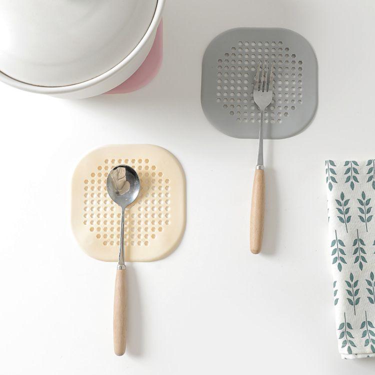 方形加厚锅垫隔热垫厨房防烫垫碗垫餐垫桌垫盘杯垫菜垫子家用
