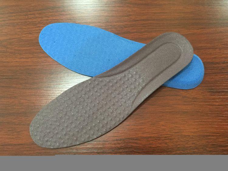 厂家直销高丽棉鞋垫批发防臭海波丽鞋垫EVA鞋垫淘宝天猫客户订制