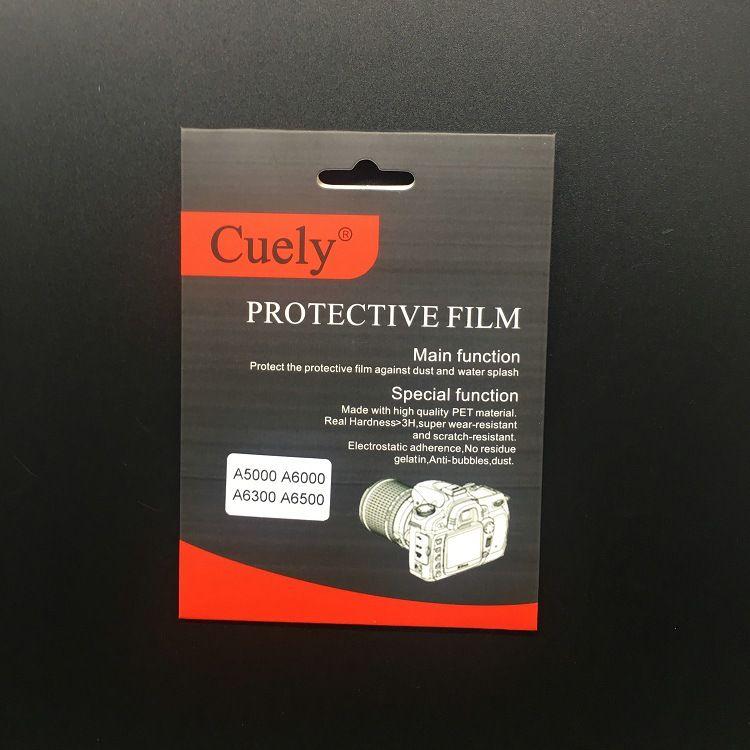 简易版CUELY相机钢化屏A6500 RX100 D7100D5300 EOS M6 200D700D