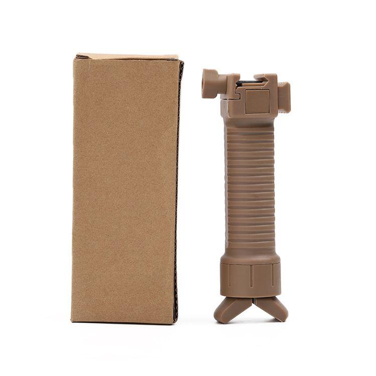 跨境热销弹水玩具弹握把软弹战术握把手托玩具配件可定制厂家直销