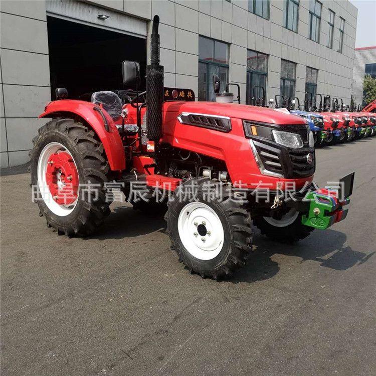 农用四轮拖拉机 多缸大马力国三拖拉机 中型东方红拖拉机现货出售