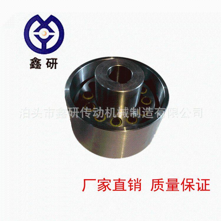 供应 TLL型弹性套柱销联轴器 带制动轮柱销联轴器