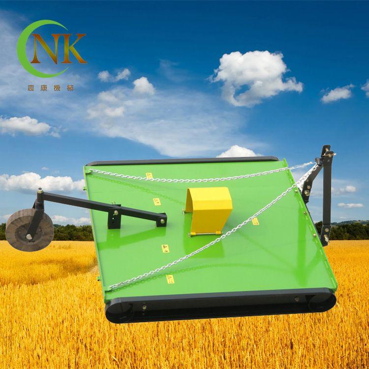 大型苜蓿杂草甩刀式割草机拖拉机带动旋转式草坪修剪机牧草收割机