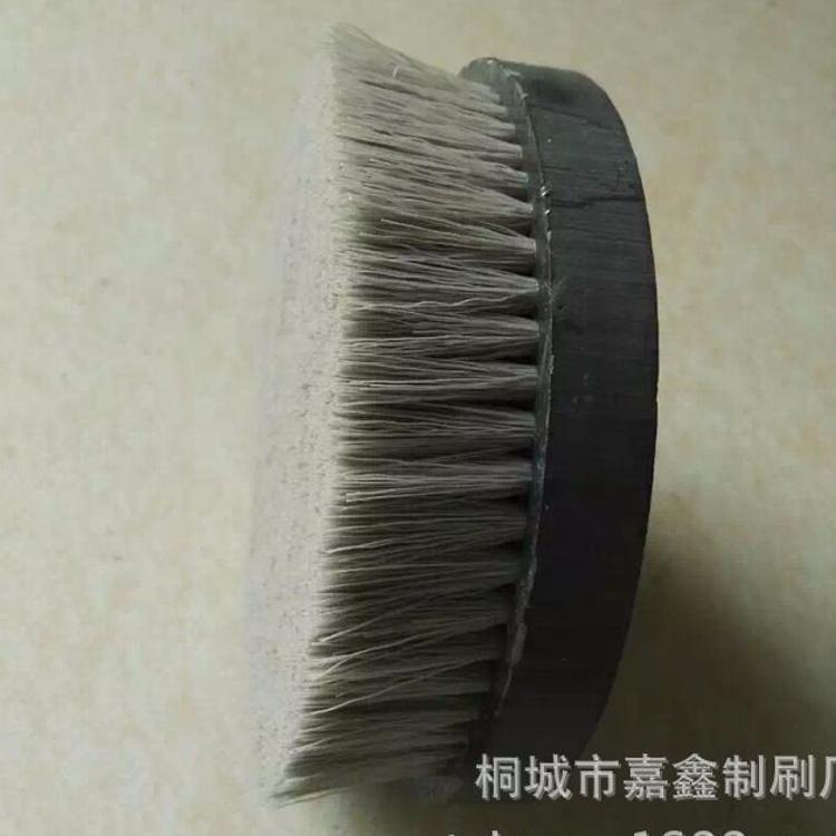 厂家生产尼龙盘刷 抛光磨料丝圆盘刷 清洗机除尘圆盘刷