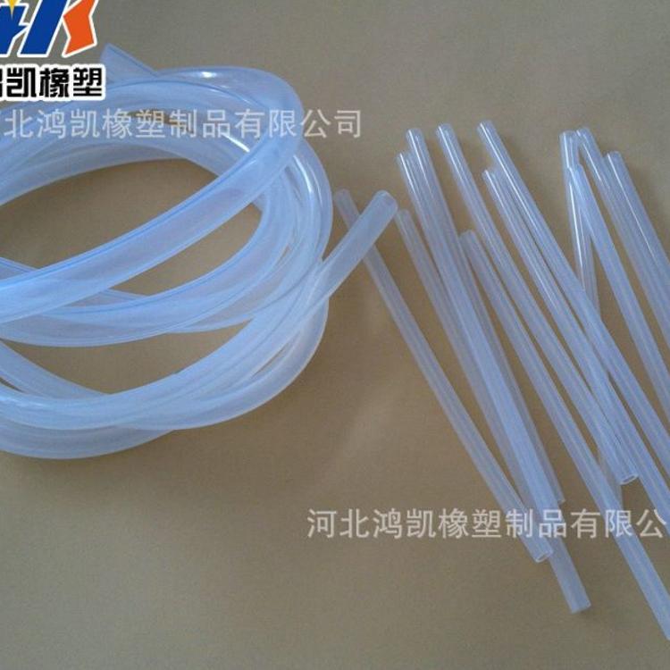透明硅胶管硅胶软管茶具抽水管 进水软管排水透明软胶管