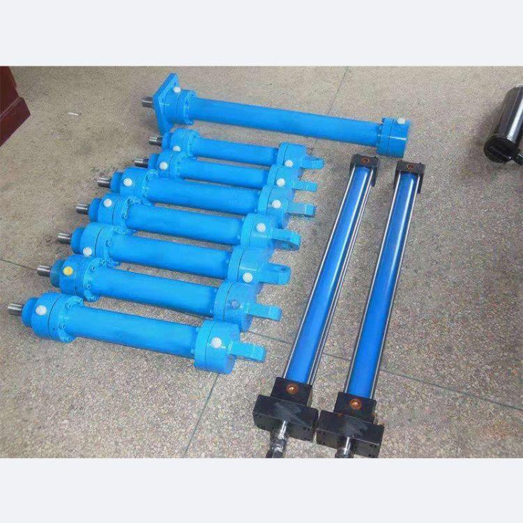 生产线设备油缸 拉杆油缸 液压油缸 液压缸 非标油缸 厂家定制