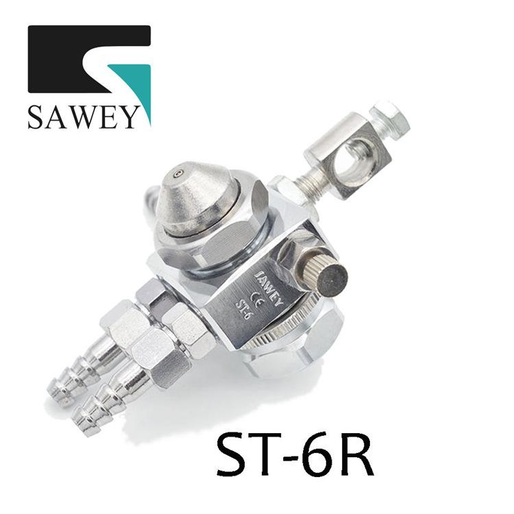 供应萨威ST-6R自动喷枪  波峰焊喷头 压铸机脱模剂喷头
