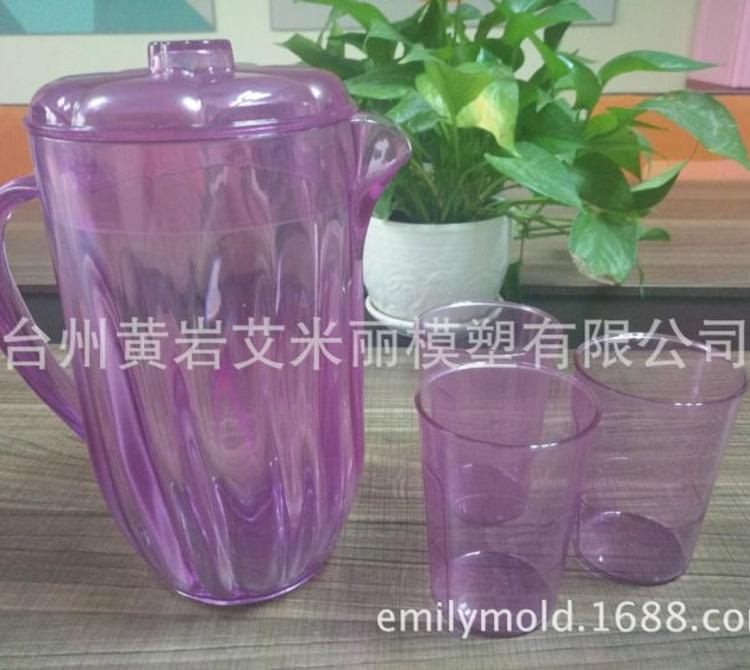 航空杯模具 PS一次性航空杯模具塑料杯模具薄壁杯模具冰壶模具