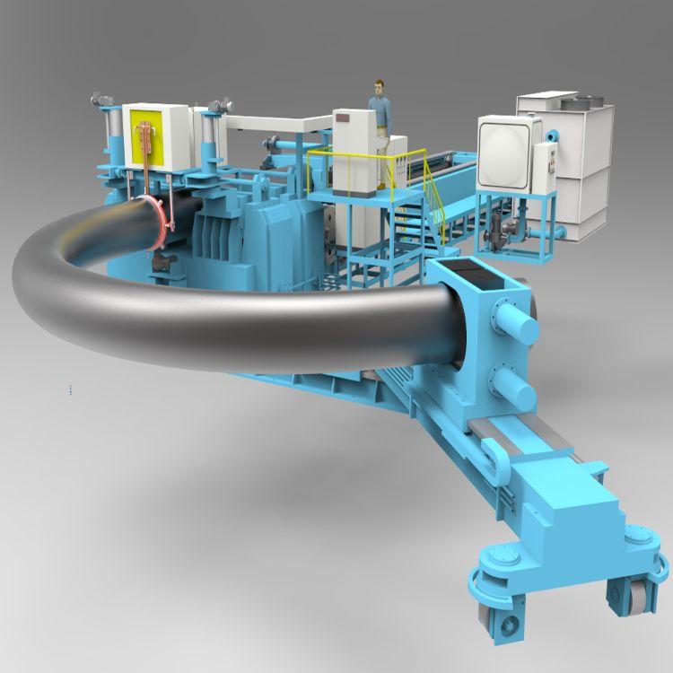 厂家直销 数控弯管机 WGY-720全自动不锈钢弯管机 液压弯管机