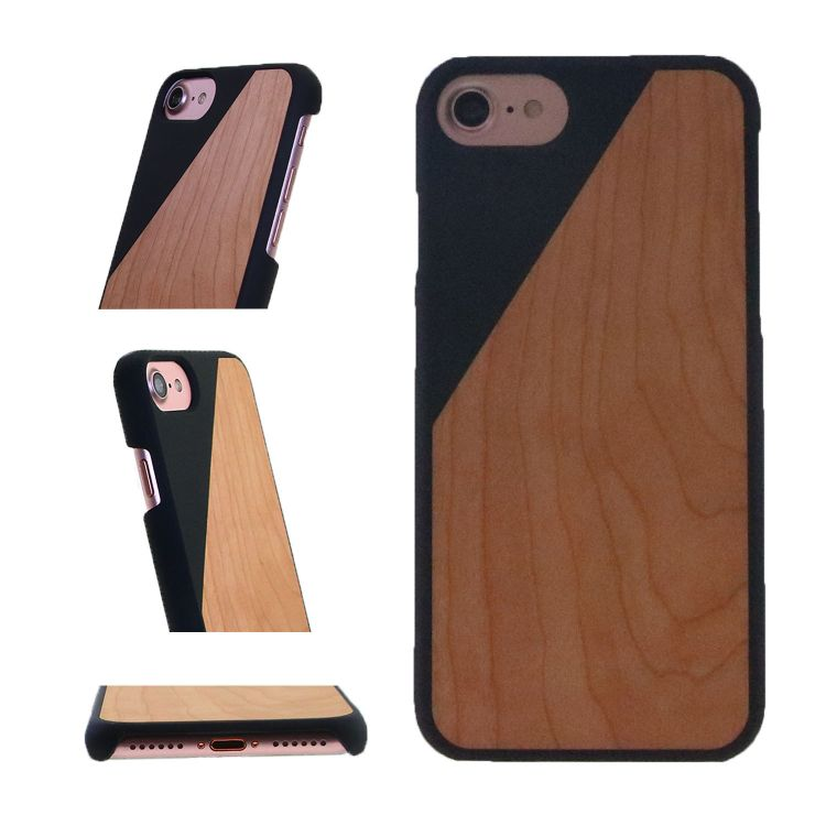 iphone7木质手机壳 苹果实木保护套 苹果6 木头手机木壳