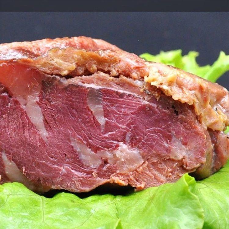 生马肉批发 新疆特色农产品大草原熏马肉 1kg生马肉产地直销