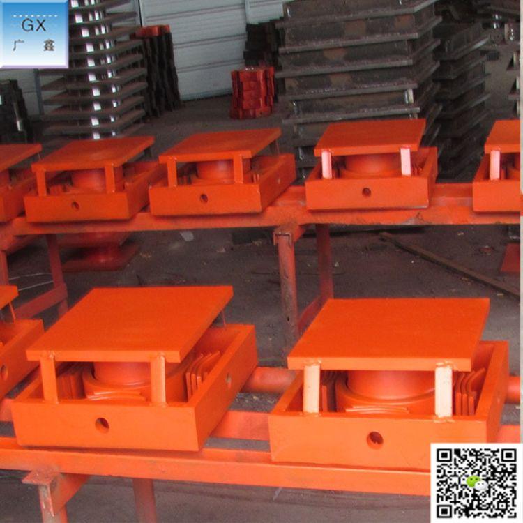 双向滑移KLQZ抗拉抗震球型钢支座厂家|桥梁减震球型支座品质国标