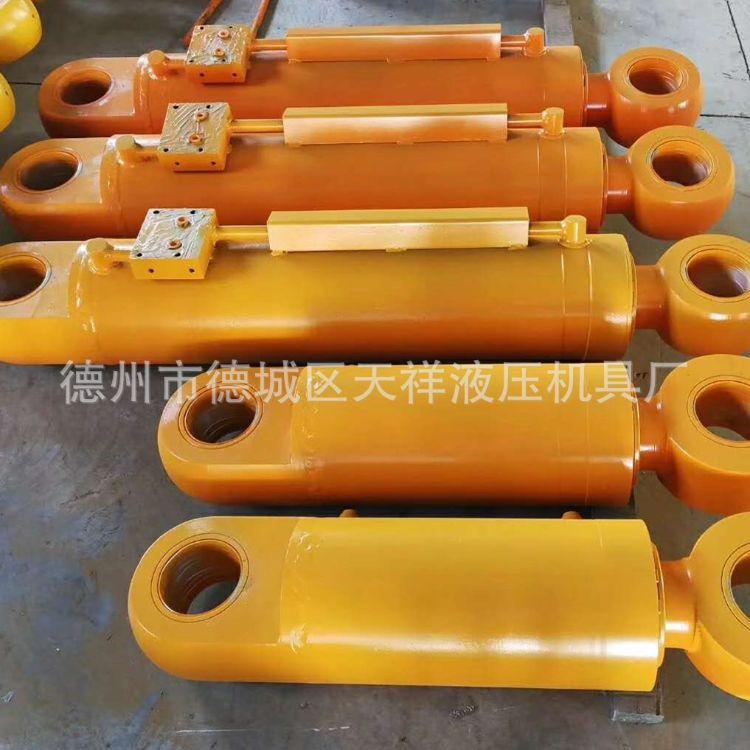 厂家直销 液压油缸液压缸 耳环式 液压油缸 非标定制矿山建筑设备