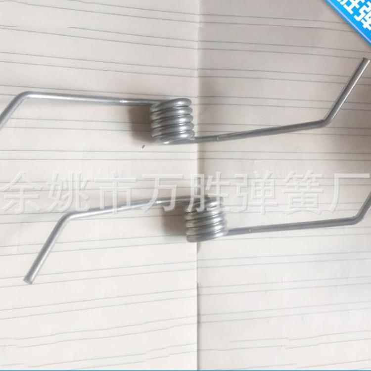 专业提供 拉伸弹簧不锈钢拉力弹簧 双勾簧 小弹簧